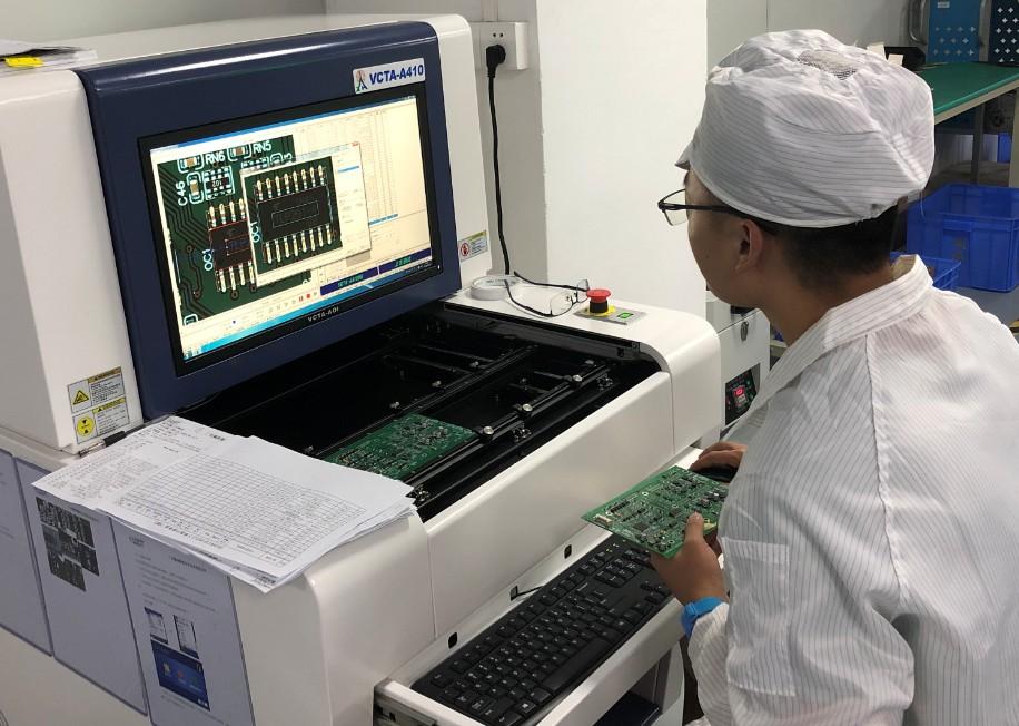 广州SMT贴片加工的首件焊接与检测