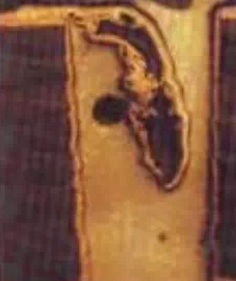 PCBA基板孔壁镀层空洞的原因