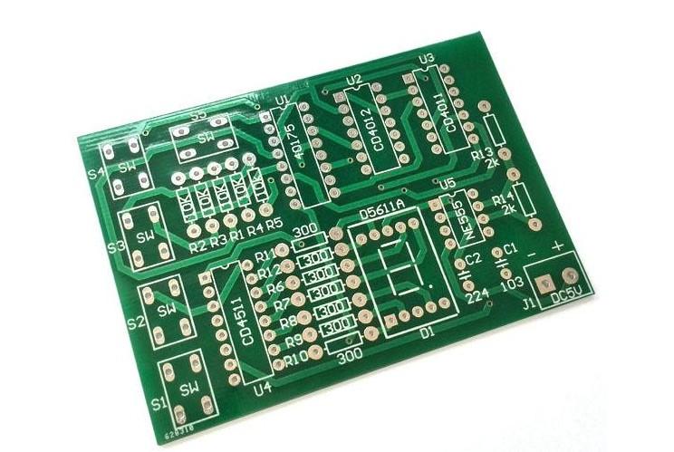 PCBA加工的喷锡板简介
