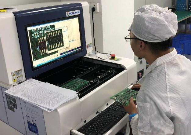 SMT加工厂的贴片生产检测设备简述