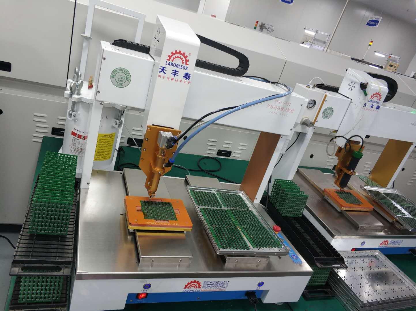 PCBA代工的点胶和灌封胶工艺简述