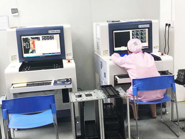 PCBA工厂的加工质检方法简述