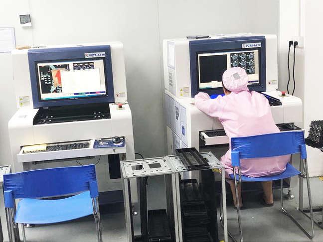 SMT工厂的AOI检测在贴片加工中的应用
