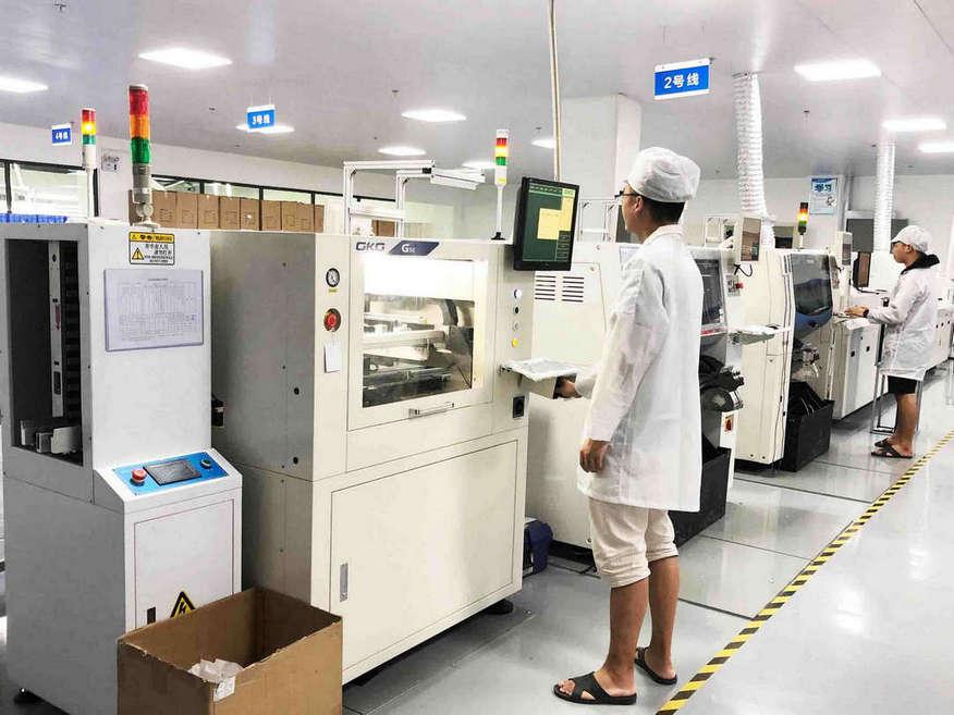 广州PCBA贴片加工的关键工艺