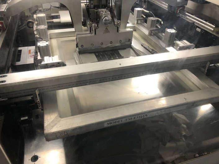 PCBA贴片的钢网印刷锡膏参数简述