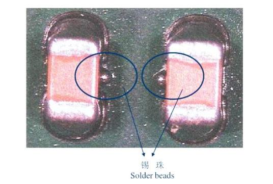 SMT加工中出现的锡珠现象简述