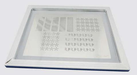电子加工厂_SMT贴片钢网的测试