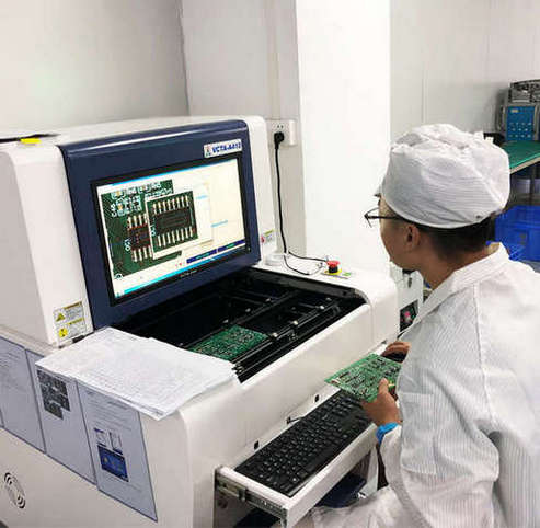 PCBA加工厂的常见测试方法简述