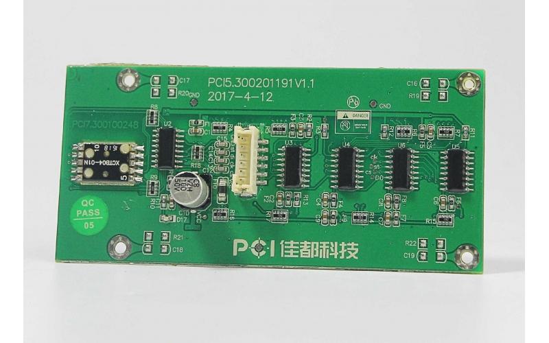 DCU-显示板